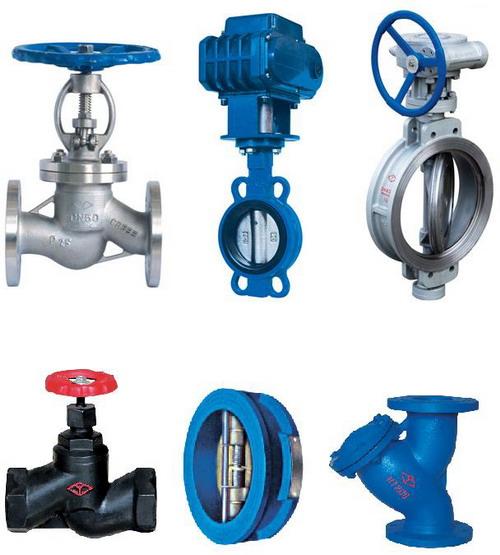 Трубопроводная арматура применяется для управления потоком среды в трубах с